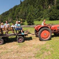 Отель Alphotel Tyrol Рачинес-Ратскингс детские мероприятия фото 2