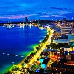 Отель Phratamnak Inn Таиланд, Паттайя - отзывы, цены и фото номеров - забронировать отель Phratamnak Inn онлайн пляж