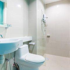 Отель KL Guesthouse Scott Garden Малайзия, Куала-Лумпур - отзывы, цены и фото номеров - забронировать отель KL Guesthouse Scott Garden онлайн ванная