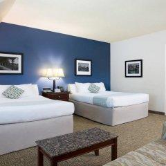 Отель Kellogg Conference Hotel at Gallaudet University США, Вашингтон - отзывы, цены и фото номеров - забронировать отель Kellogg Conference Hotel at Gallaudet University онлайн комната для гостей фото 3