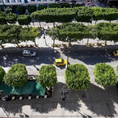 Hotel Carlton in Tunis, Tunisia from 80$, photos, reviews - zenhotels.com parking