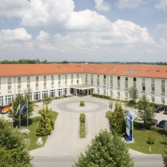 Отель Holiday Inn Express Munich Airport Германия, Мюнхен - отзывы, цены и фото номеров - забронировать отель Holiday Inn Express Munich Airport онлайн