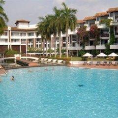 Отель Lanka Princess All Inclusive Hotel Шри-Ланка, Берувела - отзывы, цены и фото номеров - забронировать отель Lanka Princess All Inclusive Hotel онлайн бассейн фото 2