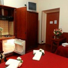 Отель Albergo Acquaverde Генуя в номере