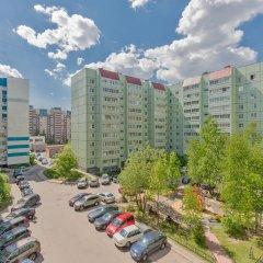 Гостиница FlatHome24 near metro Komendanskiy prospect