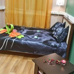 Гостиница Travel Inn Aviamotornaya комната для гостей фото 4