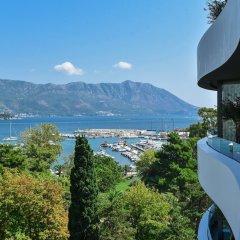 Отель Royal Gardens Budva Черногория, Будва - отзывы, цены и фото номеров - забронировать отель Royal Gardens Budva онлайн приотельная территория фото 2