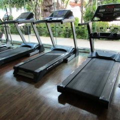 Nova Platinum Hotel фитнесс-зал