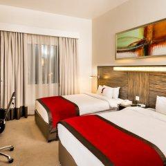Отель Holiday Inn Express Dubai, Internet City комната для гостей фото 5