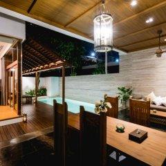 Отель Malisa Villa Suites интерьер отеля