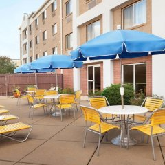 Отель Fairfield Inn And Suites By Marriott Mall Of America Блумингтон фото 3