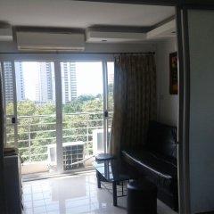 Апартаменты Wongamat Privacy By Good Luck Apartments Паттайя фото 5