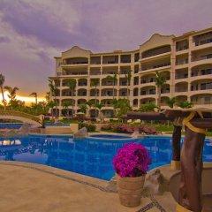 Отель Las Mananitas LM F4205 2 Bedroom Condo By Seaside Los Cabos Мексика, Сан-Хосе-дель-Кабо - отзывы, цены и фото номеров - забронировать отель Las Mananitas LM F4205 2 Bedroom Condo By Seaside Los Cabos онлайн бассейн фото 3