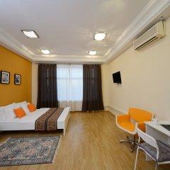 Отель Apelsin on Sretenskiy Boulevard Москва комната для гостей фото 4