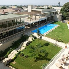 Отель Aparthotel Mil Cidades балкон