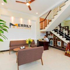 Отель Hoi An Merrily Homestay интерьер отеля фото 3