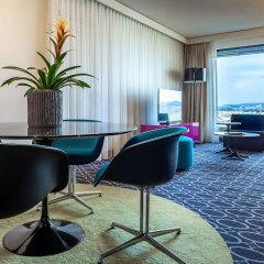 Radisson Blu Hotel Zurich Airport удобства в номере фото 2