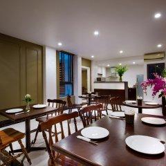 Отель My Linh Hotel Вьетнам, Ханой - отзывы, цены и фото номеров - забронировать отель My Linh Hotel онлайн питание