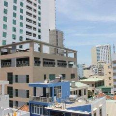 Queen Pearl Hostel балкон