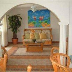 Hotel Costa Dorada & Villas интерьер отеля