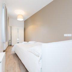 Отель Compagnie des Sablons Apartments Бельгия, Брюссель - отзывы, цены и фото номеров - забронировать отель Compagnie des Sablons Apartments онлайн комната для гостей фото 3
