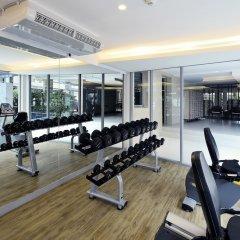 Отель Siamese Nanglinchee Бангкок фитнесс-зал фото 3
