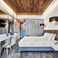 Отель Atrium Hotel Греция, Пефкохори - отзывы, цены и фото номеров - забронировать отель Atrium Hotel онлайн сейф в номере