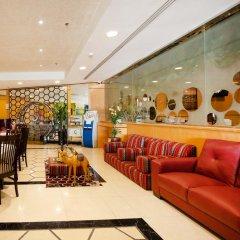 Smana Hotel Al Raffa Дубай интерьер отеля фото 2