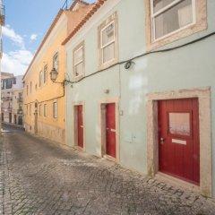 Апартаменты Rose 3 Studio Лиссабон парковка