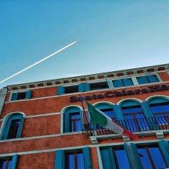 Santa Chiara Hotel & Residenza Parisi Венеция балкон