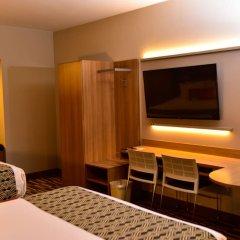 Отель Microtel Inn & Suites by Wyndham Cuauhtemoc удобства в номере