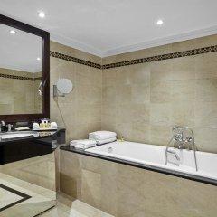Отель Hyatt Regency Casablanca Марокко, Касабланка - отзывы, цены и фото номеров - забронировать отель Hyatt Regency Casablanca онлайн ванная