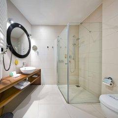Отель Bayjonn Boutique Hotel Польша, Сопот - отзывы, цены и фото номеров - забронировать отель Bayjonn Boutique Hotel онлайн ванная
