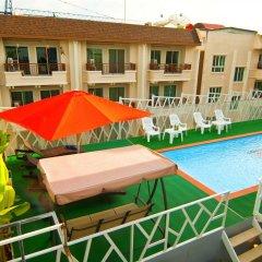 Отель PJ Patong Resortel балкон