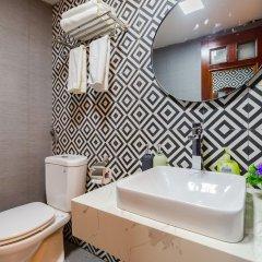 Отель Ohana Hotel Вьетнам, Ханой - отзывы, цены и фото номеров - забронировать отель Ohana Hotel онлайн ванная