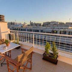 Отель Themelio Boutique Suite Афины балкон