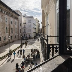 Hotel San Lorenzo Boutique балкон