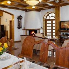 Отель Villa Belvedere Сербия, Белград - отзывы, цены и фото номеров - забронировать отель Villa Belvedere онлайн питание фото 2