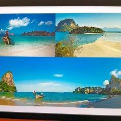Отель Ban Punmanus Guesthouse Таиланд, Краби - отзывы, цены и фото номеров - забронировать отель Ban Punmanus Guesthouse онлайн пляж