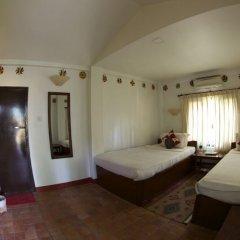 Отель Maruni Sanctuary by KGH Group Непал, Саураха - отзывы, цены и фото номеров - забронировать отель Maruni Sanctuary by KGH Group онлайн комната для гостей фото 5
