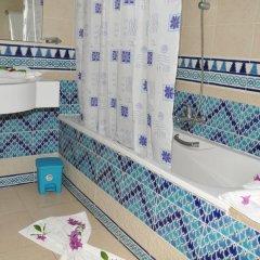 Отель Menzel Dija Appart-Hotel Тунис, Мидун - отзывы, цены и фото номеров - забронировать отель Menzel Dija Appart-Hotel онлайн ванная фото 2