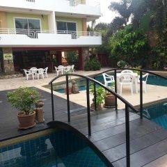 Отель Jada Beach Residence бассейн фото 2