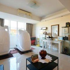 Отель Sunsmile Resort Pattaya Паттайя фитнесс-зал