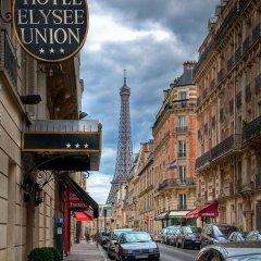 Отель Elysées Union Франция, Париж - 8 отзывов об отеле, цены и фото номеров - забронировать отель Elysées Union онлайн фото 11