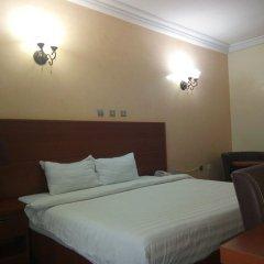 Отель Top Rank Hotel Galaxy Enugu Нигерия, Энугу - отзывы, цены и фото номеров - забронировать отель Top Rank Hotel Galaxy Enugu онлайн комната для гостей фото 2