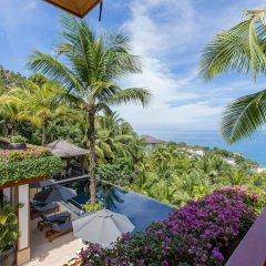 Отель Villa Daran - Kamala Beach балкон