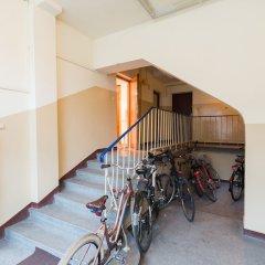 Апартаменты Heart of Warsaw II apartment спортивное сооружение