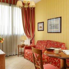 Отель Atahotel Linea Uno Италия, Милан - 3 отзыва об отеле, цены и фото номеров - забронировать отель Atahotel Linea Uno онлайн комната для гостей фото 3