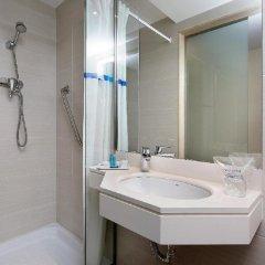 Отель HCC Lugano Испания, Барселона - 1 отзыв об отеле, цены и фото номеров - забронировать отель HCC Lugano онлайн ванная