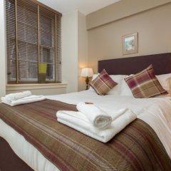 Отель Bright and Stylish Apartment - Old Town! Великобритания, Эдинбург - отзывы, цены и фото номеров - забронировать отель Bright and Stylish Apartment - Old Town! онлайн комната для гостей фото 4